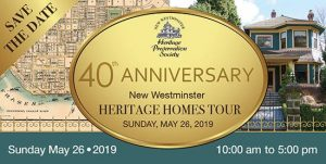 New Westminster Heritage Homes Tour @ Various locations in New Westminster | New Westminster | British Columbia | Canada